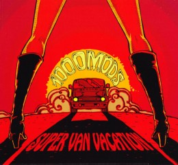 1000MODS ‎– Super Van Vacation