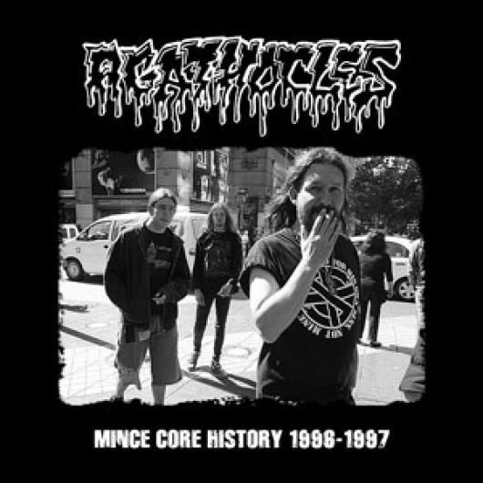 AGATHOCLES - Mince Core History 1996-1997