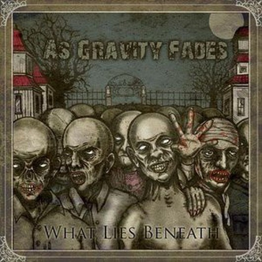 AS GRAVITY FADES ‎– What Lies Beneath