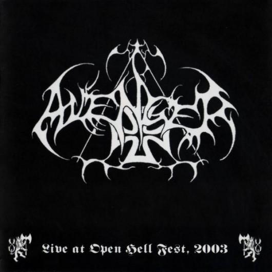 AVENGER - Live at Open Hell Fest, 2003