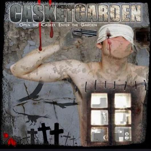 CASKETGARDEN - Open the Casket, Enter the Garden