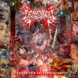 DEATHGUY - Concentrate the Annihilation