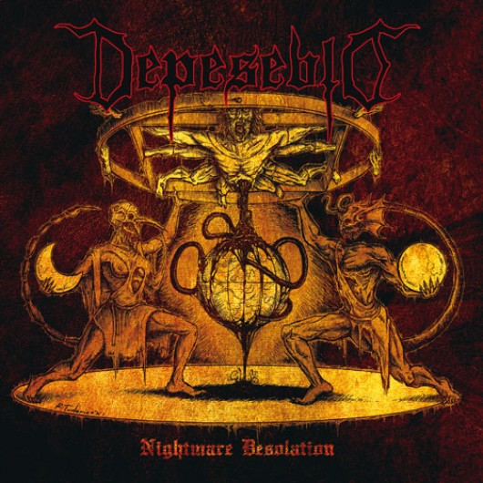 DEPESEBLO - Nightmare Desolation