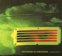 DEPRESSIVE DISORDER ‎– Ultima Ratio