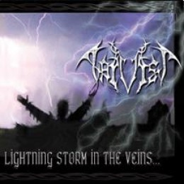 HARVIST - Lightning Storm in the Veins...