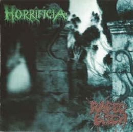 HORRIFICIA / RAPED BITCH – Split CD