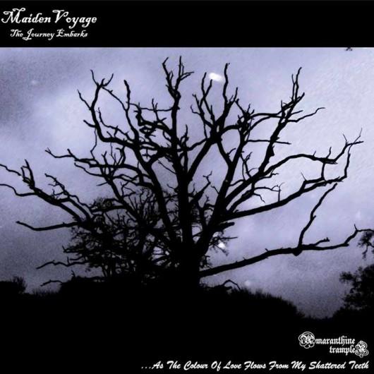 AMARANTHINE TRAMPLER / MAIDEN VOYAGE - split CD