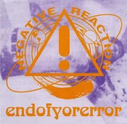 NEGATIVE REACTION - Endofyorerror