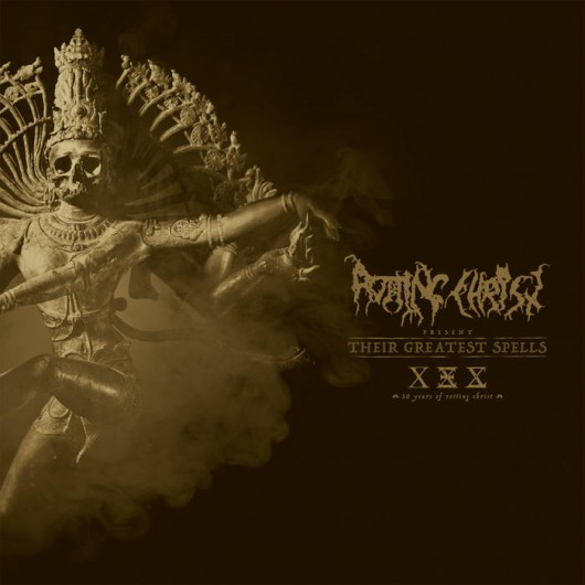 ROTTING CHRIST - Their Greatest Spells 2CD