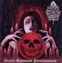 SKELETAL SPECTRE - Occult Spawned Premonitions