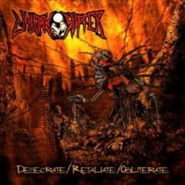 UNBORN SUFFER - Desecrate / Retaliate / Obliterate