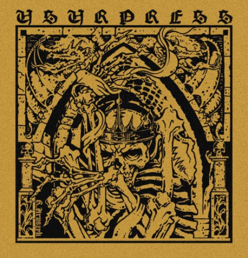 USURPRESS / BENT SEA ‎– Untitled / Animalist