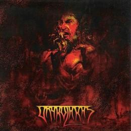 VRYKOLAKAS - Spawned from Hellfire and Brimstone