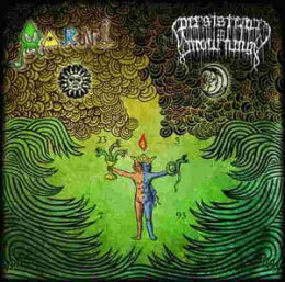 AARNI / PERSISTENCE IN MOURNING - split CD