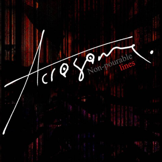 ACROSOME – Non​-​pourable Lines