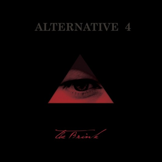 ALTERNATIVE 4 - The Brink 2CD + DVD