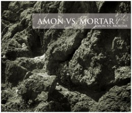 AMON vs. MORTAR ‎– Amon vs. Mortar
