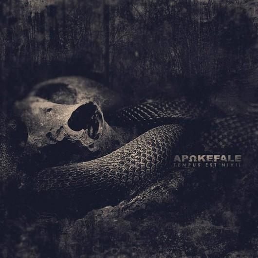 APOKEFALE - Tempus Est Nihil 3CD