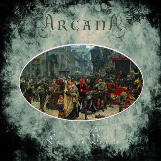 ARCANA - Cantar De Procella
