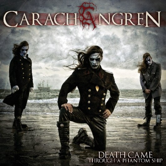 CARAH ANGREN - Death Came Through A Phantom Ship
