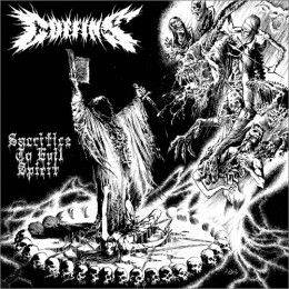 COFFINS - Sacrifice To Evil Spirit