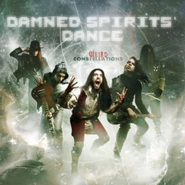 DAMNED SPIRITS' DANCE - Weird Constellations