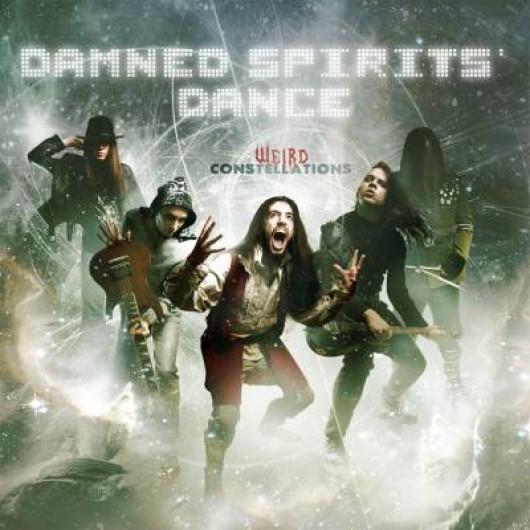 DAMNED SPIRITS' DANCE - Weird Constellations