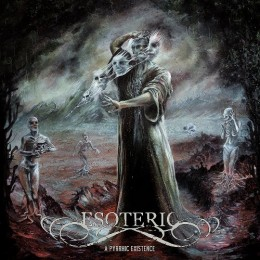 ESOTERIC - A Pyrrhic Existence - 2CD DIGIBOOK