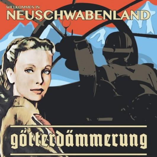 GÖTTERDÄMMERUNG – Neuschwabenland