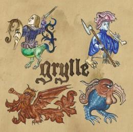 GRYLLE – Mondes Vermeils