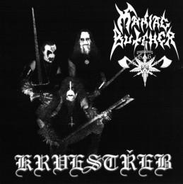 MANIAC BUTCHER - Krvestřeb LP