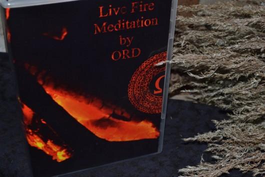 ORD - Live Fire Meditation CD + DVD