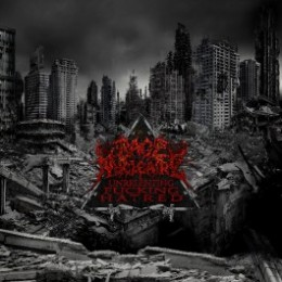 RAGE NUCLEAIRE - Unrelenting Fucking Hatred