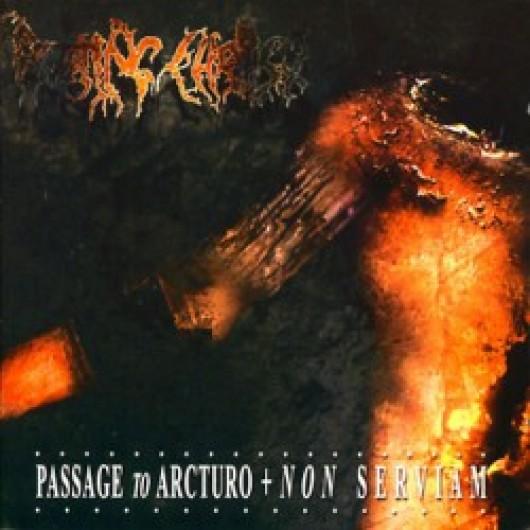 ROTTING CHRIST - Passage to Arcturo + Non Serviam 2CD