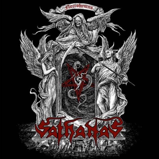 SATHANAS - Necrohymns