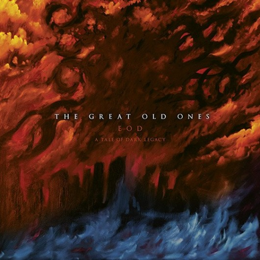 THE GREAT OLD ONES - EOD : A Tale Of Dark Legacy