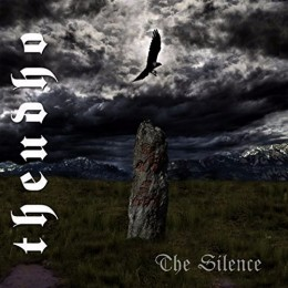 THEUDHO / VOLCHIY OSTROG - split CD