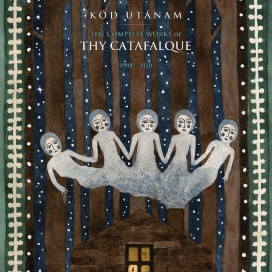 THY CATAFALQUE - Köd Utánam 13 CD BOX