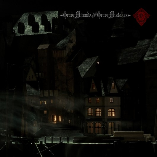 A FOREST OF STARS - Grave Mounds And Grave Mistakes 2LP