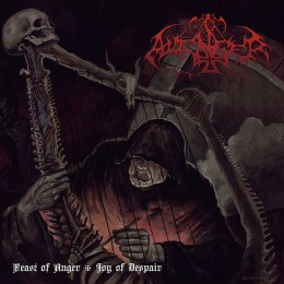AVENGER ‎– Feast Of Anger / Joy Of Despair LP