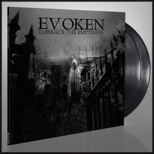 EVOKEN - Embrace The Emptiness 2LP