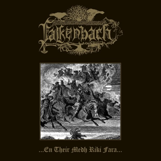 FALKENBACH - ...en their medh riki fara... LP