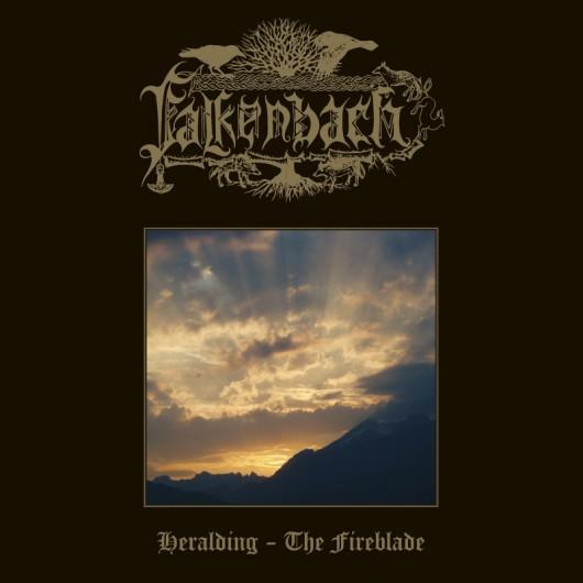 FALKENBACH - Heralding - The Fireblade LP