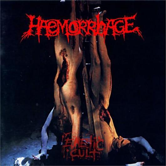 HAEMORRHAGE - Emetic Cult LP