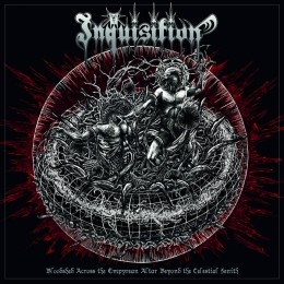 INQUISITION - Bloodshed Across The Empyrean Altar Beyond The Celestial Zenith 2LP