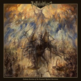 INQUISITION - Ominous Doctrines of the Perpetual Mystical Macrocosm 2LP