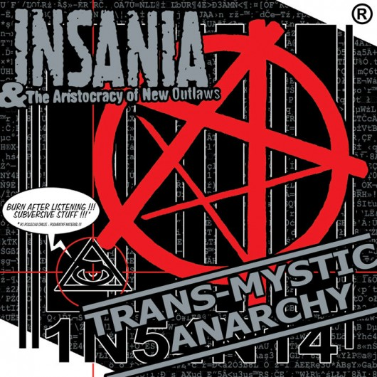 INSANIA - Trans​-​Mystic Anarchy 2LP