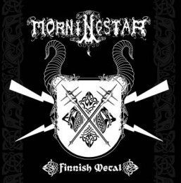 MORNINGSTAR - Finnish Metal LP