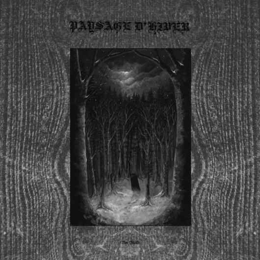 PAYSAGE D'HIVER - Im Wald Vinyl 4-LP Box
