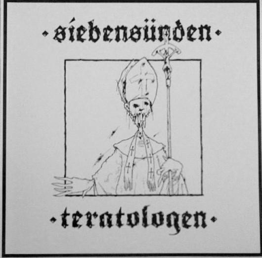 SIEBENSÜNDEN - Teratologen LP